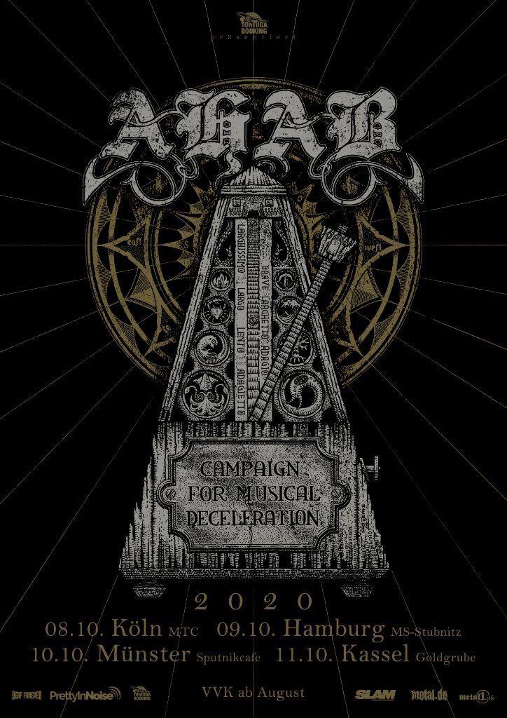 AHAB Tour 2020